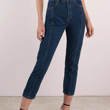 Zoey High Rise Jeans