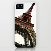 Eiffel  iPhone & iPod Case by Electric Avenue