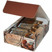 Quest Nutrition Protein Bar - Double Chocolate Chunk - 2.12 oz - Case of 12