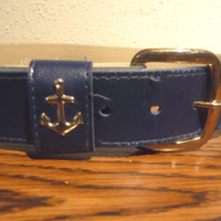 Nautical Anchor Belt