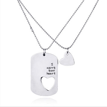 Jewelry Gift New Arrival Shiny Stylish Hot Sale Chain Necklace [8026071687]