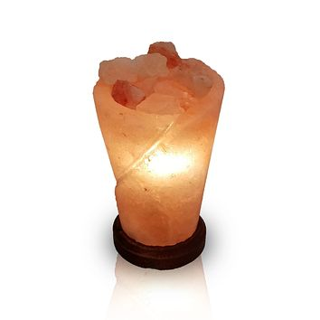Rumal Bowl Himalayan Salt Lamp