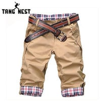 Hot Selling 2017 New Hot-Selling  Man's Summer Casual  Fashion  Shorts 10 Different Colors High Quality  Size M-2XL Q159