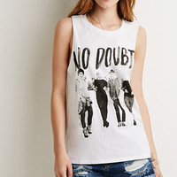 No Doubt Graphic Muscle Tee