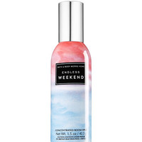 Endless Weekend Concentrated Room Spray | Bath And Body Works