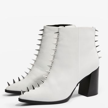 HEX Studded Boots | Topshop