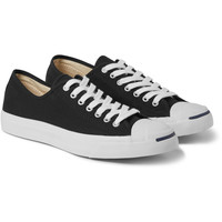 Converse - Jack Purcell Canvas Sneakers   MR PORTER