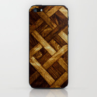 Textura 4 iPhone & iPod Skin by Louise Machado