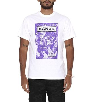 Brrrap T Shirt Court Purple