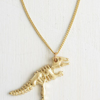 Nifty Nerd I Dig It Necklace by ModCloth