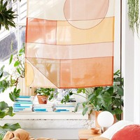 Bette Geo Patched Tapestry | Urban Outfitters