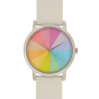 What Color Is It? Watch in Pastel Prism | Mod Retro Vintage Watches | ModCloth.com
