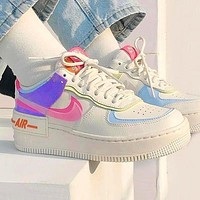 Nike Air Force 1 Shadow Fashion Women Casual Sport Running Shoes Sneakers