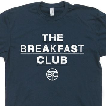 The Breakfast Club T Shirt Vintage 80s Movie T Shirt Tees Cool Movie T Shirts