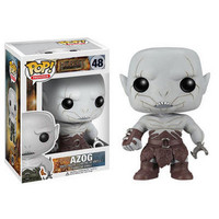 The Hobbit: The Desolation of Smaug Azog Vinyl Pop! Figure |