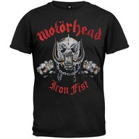 Motorhead - Double Fisted T-Shirt