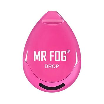 Mr Fog Drop Disposable Device Fuzzy Peach