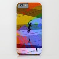 Tightrope iPhone & iPod Case by Tony Vazquez