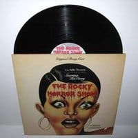 Vinyl Record Album The Rocky Horror Show  by JustCoolRecords