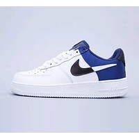 Nike Air Force 1 '07 Fashion Women Men Casual Flat Sport Shoes Sneakers