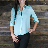 The Lucky One Blouse