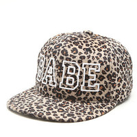 United Couture Babe Leopard Snapback Hat at PacSun.com