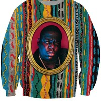 Biggie Crewneck Sweater