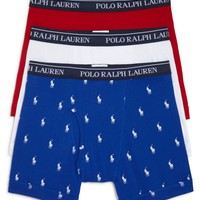 Polo Ralph Lauren Classic Fit Boxer Briefs - Pack of 3 | Bloomingdales's
