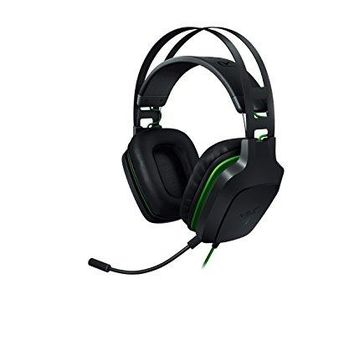 Razer Electra V2 - 7.1 Surround Sound Gaming Headset with Detachable Microphone - Compatible with PC, Xbox One, Playstation 4, and Nintendo Switch
