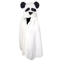 Hooded Towel Panda Bath Towels for Children and Adults