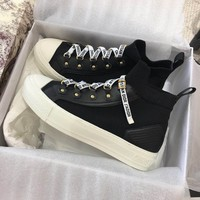 Christian Dior Walk Technical Knit Mid-top Sneaker - Best Online Sale