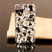 FREE SHIPPING IPhone 5 Clear Rhines.. on Luulla