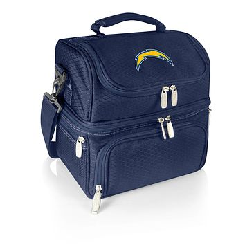 Los Angeles Chargers - Pranzo Lunch Cooler Bag, (Navy Blue)