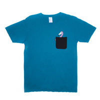 The Loon Pocket Tee