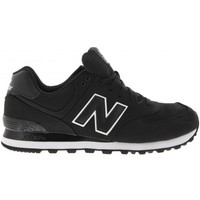 New Balance 574 High Roller Sneaker in Black