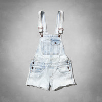 A&F OVERALL SHORTS