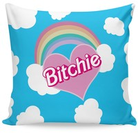 Bitchie Couch Pillow
