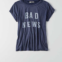 Don't Ask Why Graphic T-Shirt, Navy