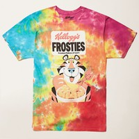 Frosties Graphic Tie-Dye Tee