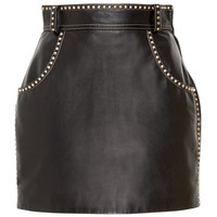 Leather Mini Skirt | Moda Operandi
