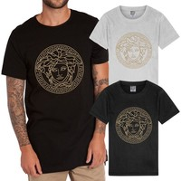 Skateboard Cotton Short Sleeve T-shirts [10684405507]