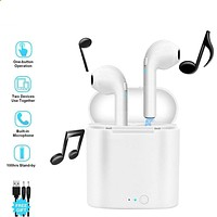 Upgraded Wireless Bluetooth 5.0 AirBuds Headphones