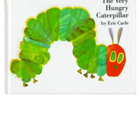 The Very Hungry Caterpillar (Hardback) By Eric Carle