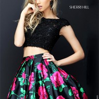 Sherri Hill - 50603 - Formal Dress - Homecoming Gown - 50603
