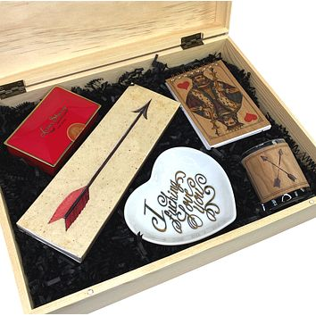 King/Queen of Hearts Gift Box