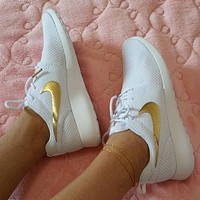 Nike Roshe Run Women Casual Running Sport Sneakers Shoes