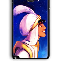 Samsung Galaxy Note 3 Case - Rubber (TPU) Cover with aladin disney Design