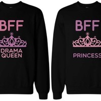 Drama Queen and Princess Sweatshirts - 365 Printing Inc