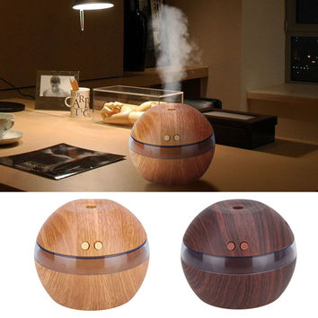 Aromatherapy Essential Oils Diffuser Incense Machine Aroma Air Humidifier