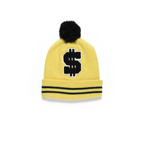 DOLLA BEANIE / YELLOW